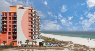 Hampton Inn and Suites Orange Beach/Gulf Front