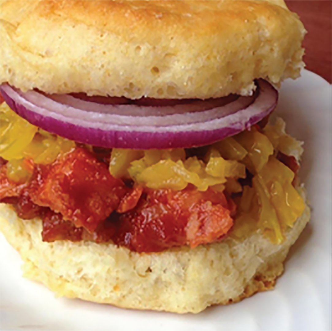 FCRC Graphic BBQ Ham on Biscuit -- bbq_ham_on_buttermilk_biscuits.png