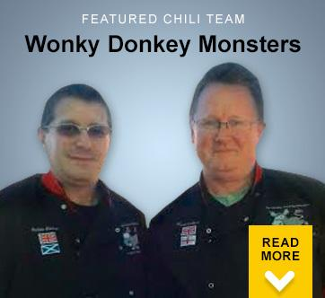Ingenuity and Hilarity Coming from Across the Pond; Wonky Donkey to Defend WFC People's Choice Chili