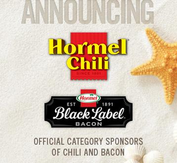 Hormel Foods Celebrates 125th Anniversary by Giving Back to Chili Competitors