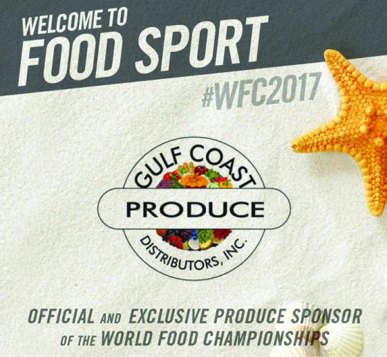 WFC Announces Local Produce Partner for 2017 Championship