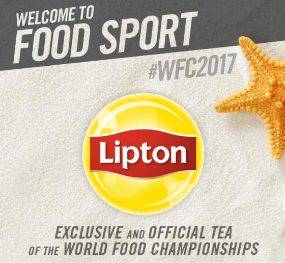 Lipton Iced Tea Makes Food Sport Sweeter Than Ever
