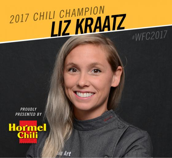 World Chili Champ Defends Her Title