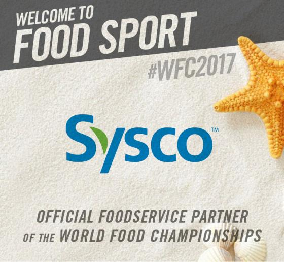 Sysco Joins WFC As Official Foodservice Partner