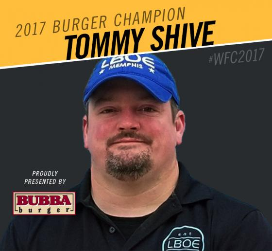 Memphis Restaurant Chef Crowned World Burger Champ