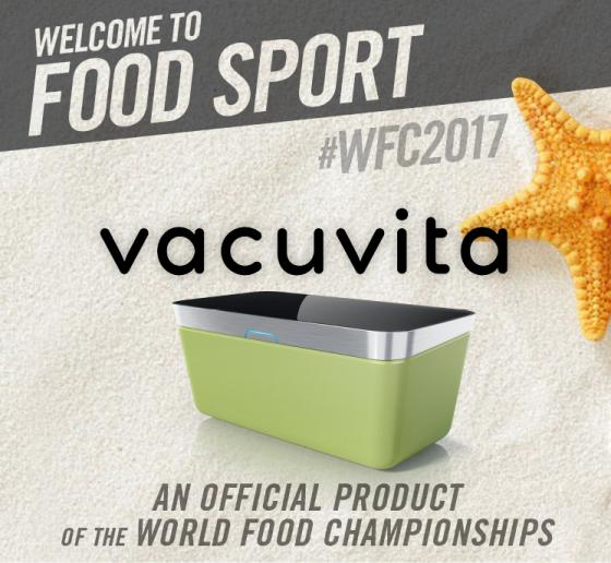 Vacuvita Joins the Ultimate Food Fight