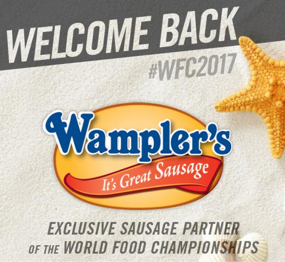 Wampler's Farm Sausage Adding Extra Sizzle to World Chef Challenge
