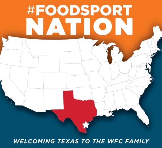 Port Aransas/Mustang Island Join Food Sport With First WFC State Franchise