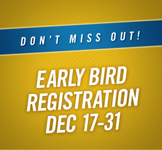 WFC Opens Early Bird Registration for 2019!