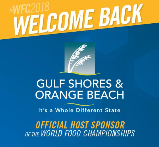 "Gulf Shores & Orange Beach Tourism Will Host 7th Annual ""Ultimate Food Fight"""