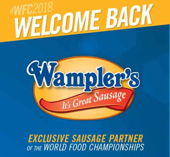 "Wampler's Returns with a ""mega"" challenge for the 2018 Ultimate Food Fight!"