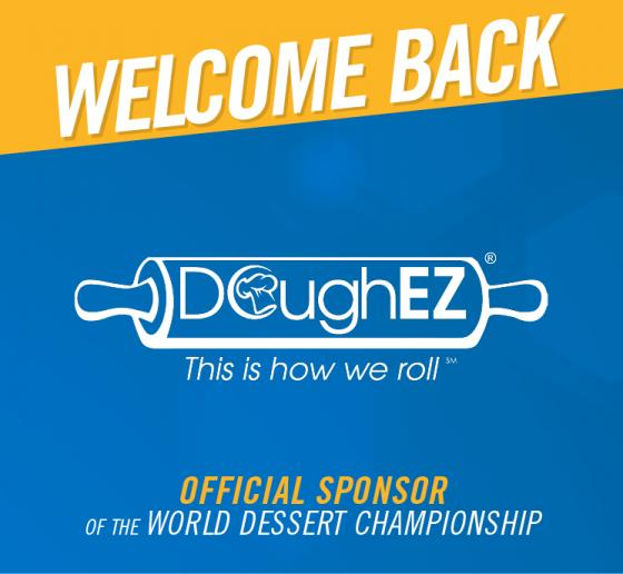 "The World Food Championships Makes ""EZ"" Decision To Bring Back Dessert Sponsor"