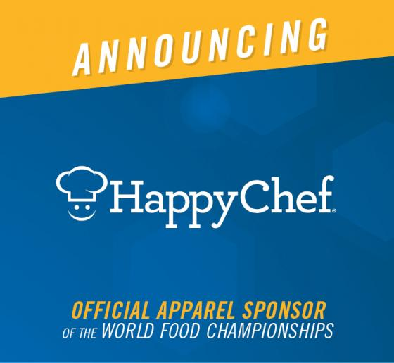 WFC's New Apparel Sponsor Aims To Make Food Champs Stylish — And Happy