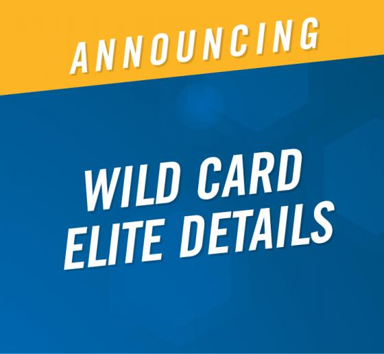 Wild Card Elite Division Returns for its Third Season