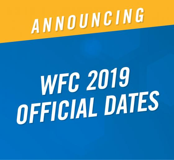 2019 Dates and Host Hotel Confirmed for World Food Championships in Dallas