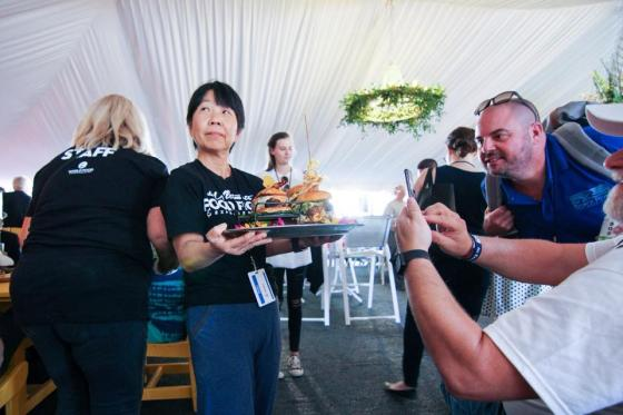 How You Can Become Involved In The World's Largest Food Sport Event