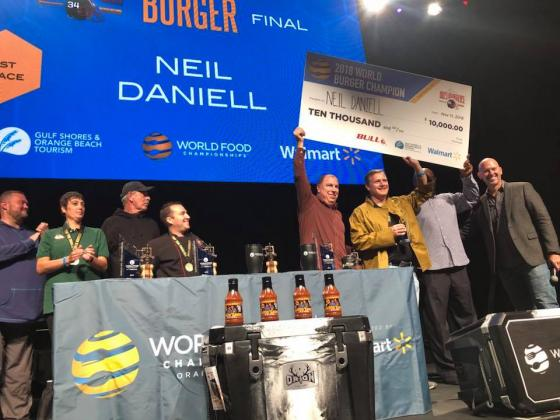 The World's Largest Food Competition Crowns Ten New Champions