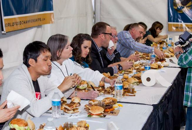 World Food Championships to return to Fremont Street