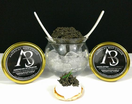 America's Best Caviar To Be Featured In WFC's Seafood Finals