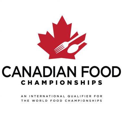 CANADIAN FOOD CHAMPIONSHIPS RETURN TO EDMONTON JULY 22-24