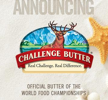 WFC Welcomes Challenge Dairy Back As Official Butter