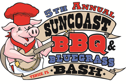 Nation's Top BBQ Pitmasters Compete at 5th Annual Suncoast BBQ & Blue Grass Bash