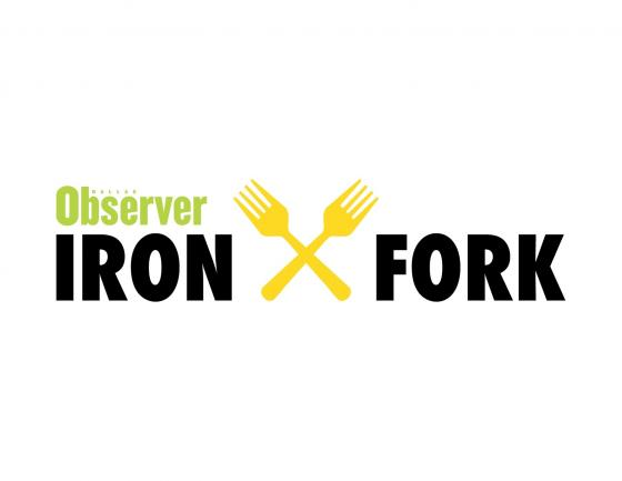 Observer's Iron Fork Will Feature WFC Food Champs In A Food Sport Challenge