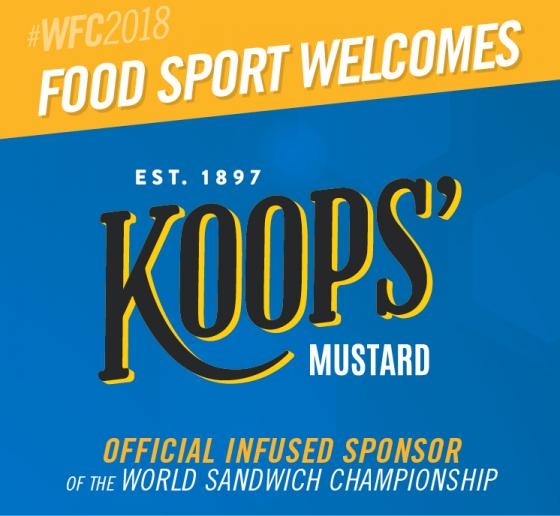 New WFC Partner 'Musters' Up Bold Flavors for the Ultimate Food Fight