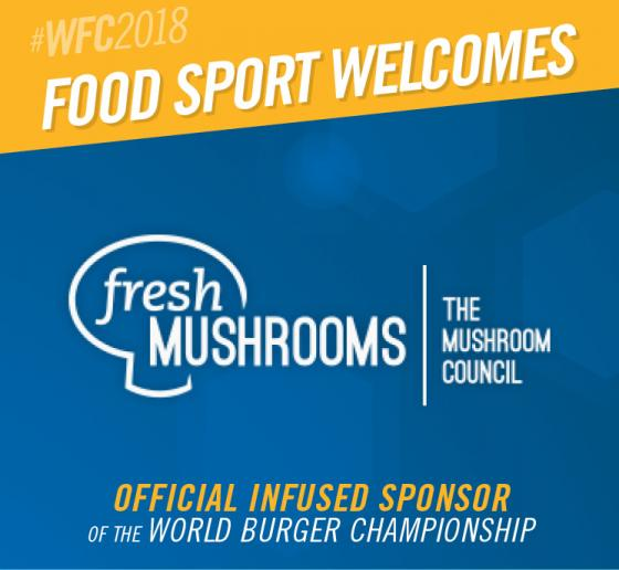 WFC Welcomes Mushroom Council To Food Sport