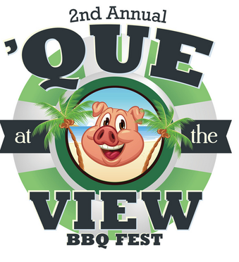'Que at the View awards Golden Ticket in BBQ!
