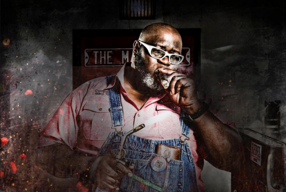 "Pitmaster ""Big Moe"" Cason Joins WFC's Final Table"