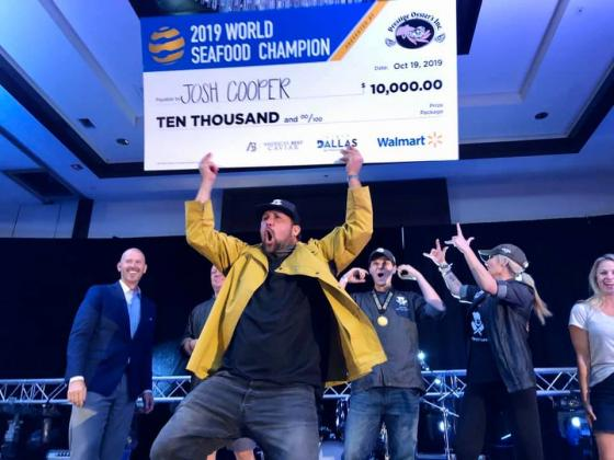 The World Food Championships Crowns Ten Category Champions and Announces Final Table Challenge Destination