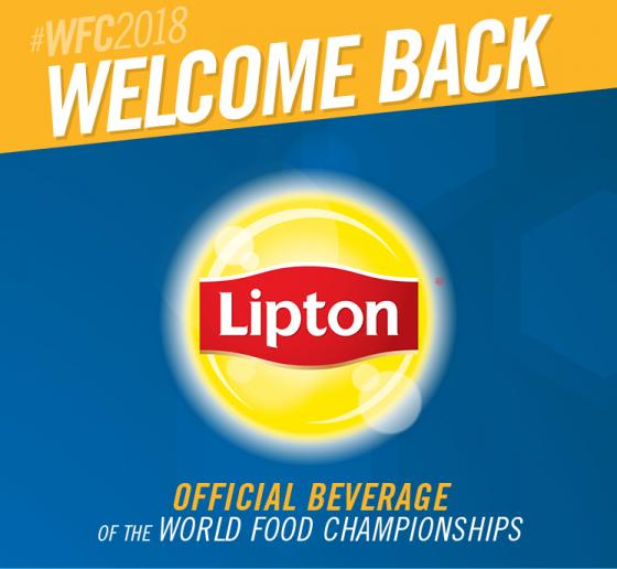 Lipton Iced Tea Extends Its Official Beverage Status with WFC