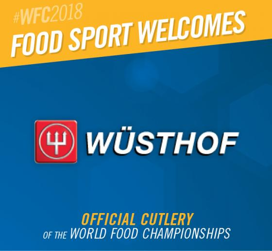 WFC Carves Out New Partnership With Global Leader in Cutlery