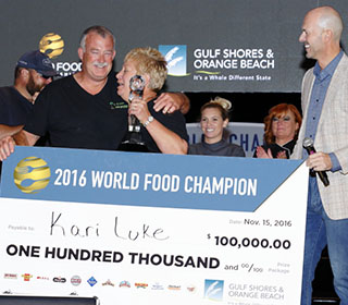 2019 Competitions - World Food Championships