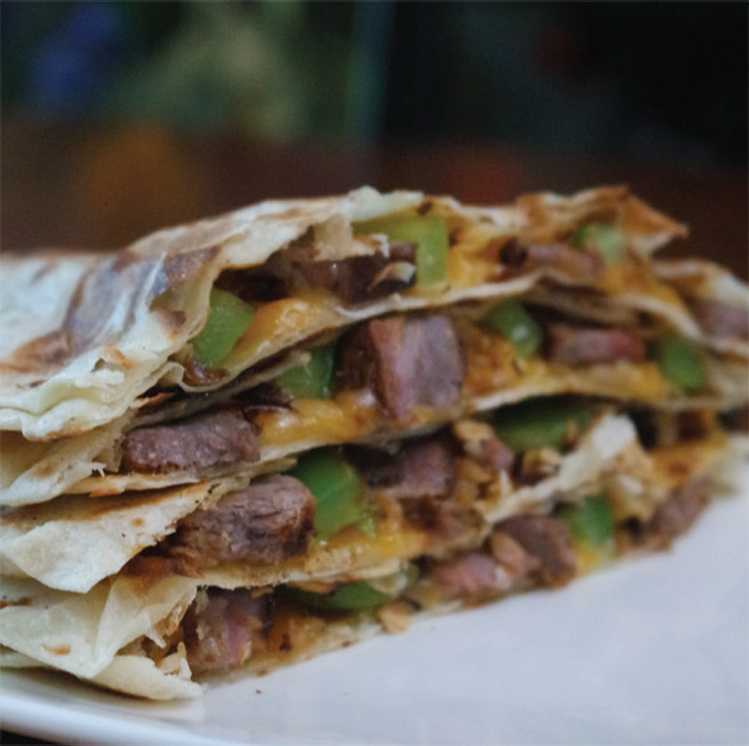 FCRC Graphic Steak Fajita Quesadilla -- steak_fajita_quesadilla.png