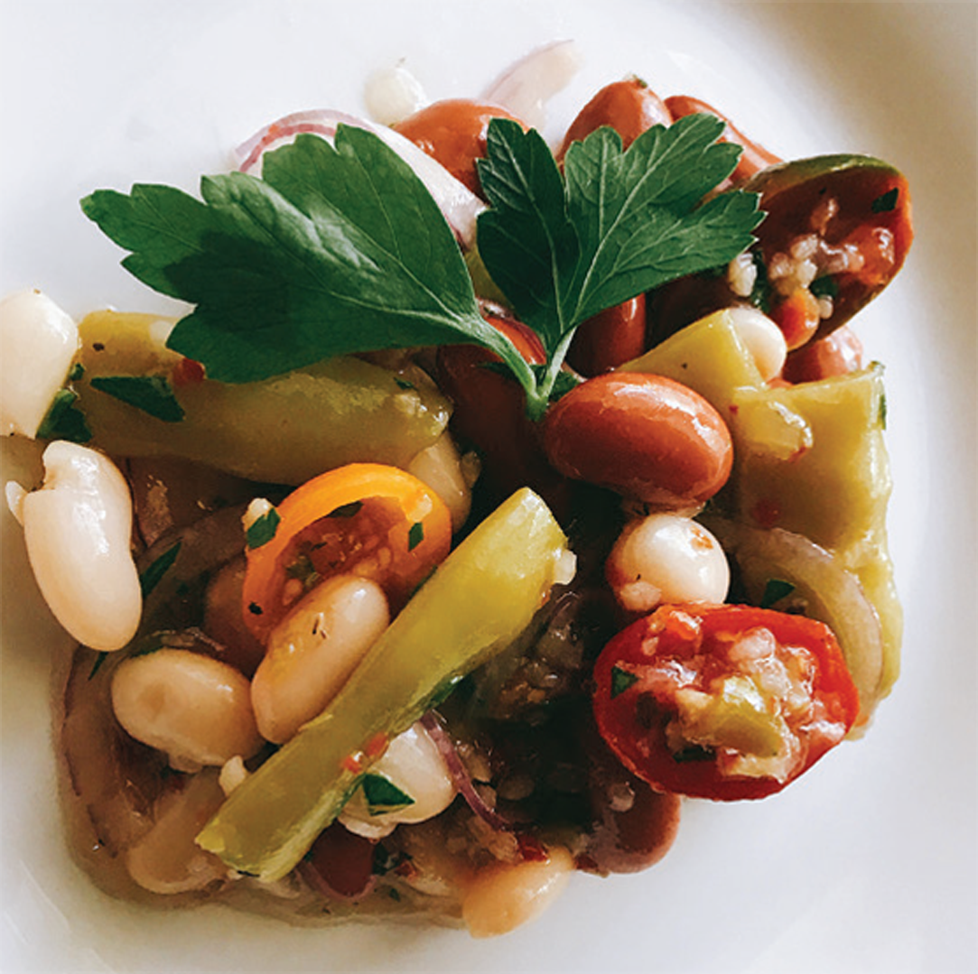 FCRC Graphic Zesty Bean Salad -- zesty_bean_salad.png